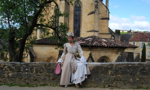 Medieval beauty in Sarlat