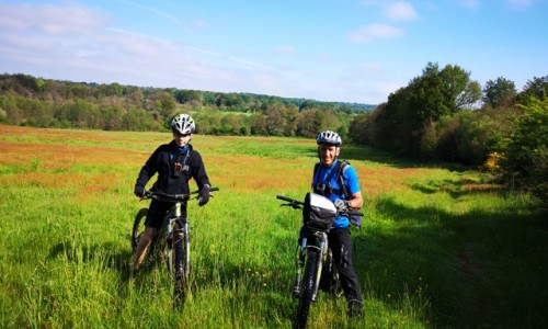 La Grande Boucle Stay in the Périgord-Limousin Regional Natural Park by Electric Mountain Bike in 3 Days